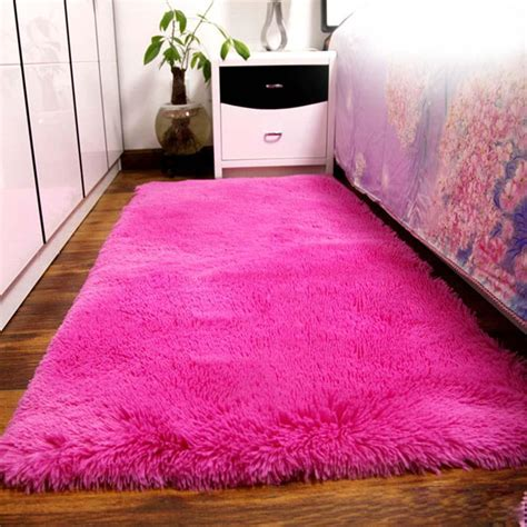 fuzzy rugs for bedrooms fluffy rugs anti skiding shaggy area rug dining room