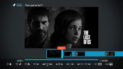 ps4 themes psn europe new sharefactory update out tomorrow the last of us