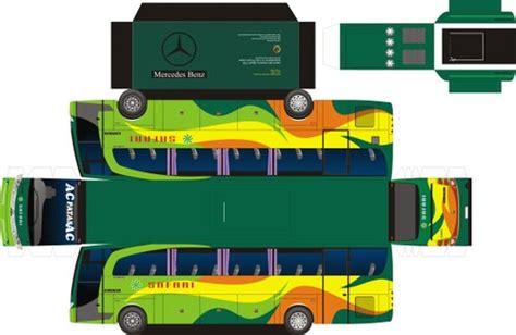 Papercraft Bis - ap mb safari desain bis
