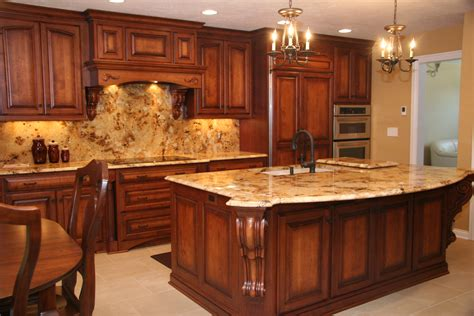 Country Kitchen Cabinets by Elegant Kitchen Michellegrilloportfolio