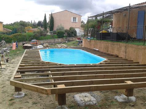 ordinary Terrasse Bois Pour Piscine Hors Sol #1: terrasse-sur-pilotis-autour-piscine-hors-sol-1.jpg