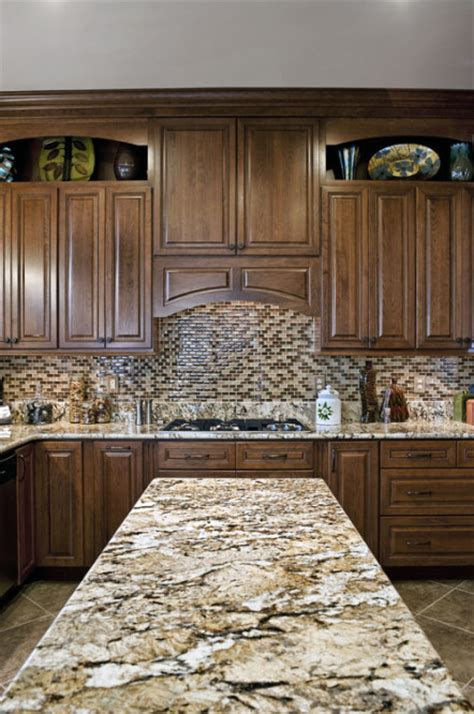 Black Kitchen Backsplash by Granite Backsplash How To Choose Between 4 Quot And Full Height