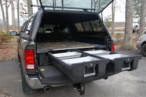 decked truck bed reviews decked truck storage system topperking topperking