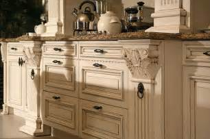 Painting Kitchen Cabinets Cream Paint And Distress Kitchen Cabinets In Cream Kitchen