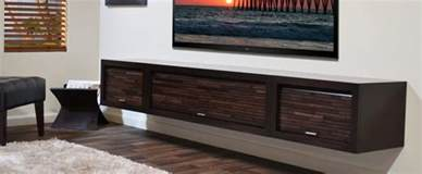 Tv Cabinet Wall Wall Mounted Floating Tv Stands Woodwaves