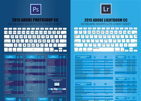 adobe photoshop lightroom cc 2018 classic introduction reference guide sheet of tips shortcuts laminated card books ultimate sheets for photoshop and lightroom