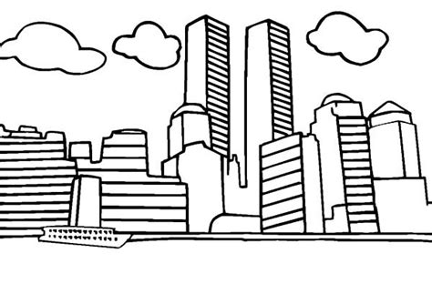 coloring pages of world trade center 911 printable coloring pages 911 emergency coloring pages