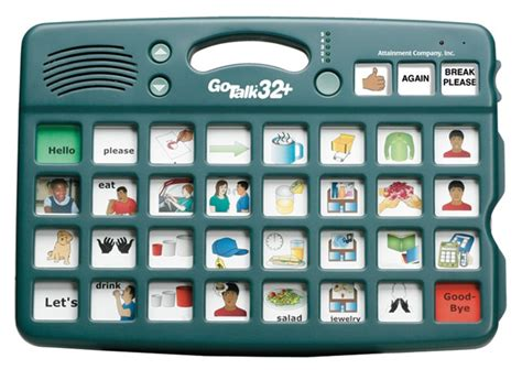 go talk 20 template gotalk 32 go talk 32 communication device national