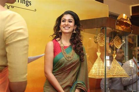 Photos : Nayanthara At GRT Jewelry Launch Pictures, Images