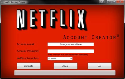 how to make a netflix account without a credit card free netflix