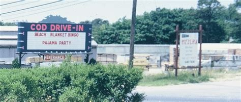 cape cod theaters reader photo of the day cape cod drive in falmouth