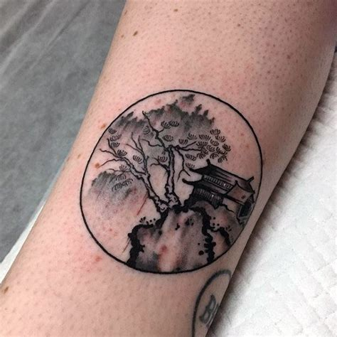simple nature tattoos 75 tattoos for masculine design ideas