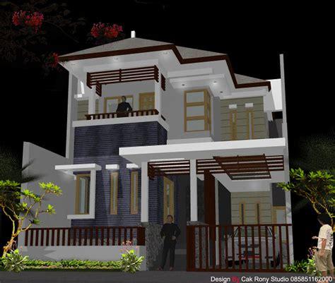 gambar layout rumah 2 lantai design rumah minimalis 2 lantai
