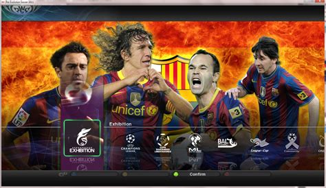 theme psp barca pes 2011 hd barcelona theme by hawke pespatchs
