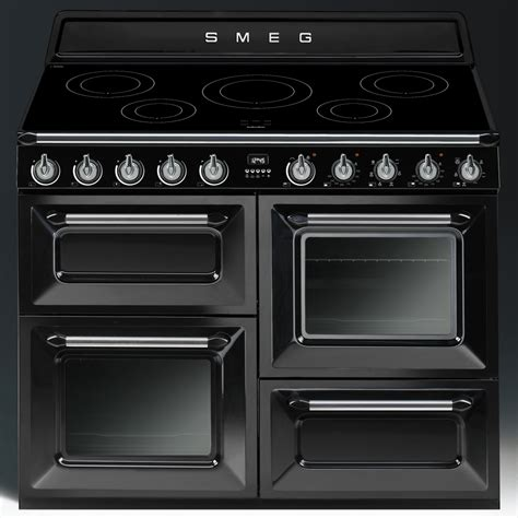 Induction Cooktop Deals Smeg Tr4110ibl 110cm Victoria Induction Range Cooker Black