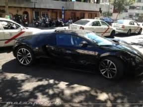 Roberto Carlos Bugatti Roberto Carlos Pase 243 Su Bugatti Veyron Por Madrid
