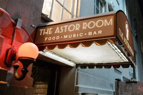 the astor room the astor room restaurant review ny daily news