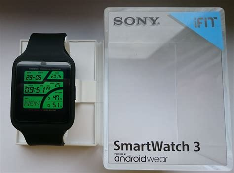 Smartwatch Thumb sony smartwatch 3