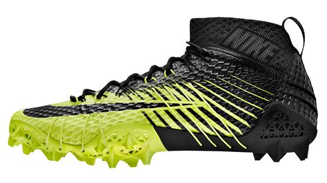 american football shoes nike s aggressive new cleats help gridiron players turn on