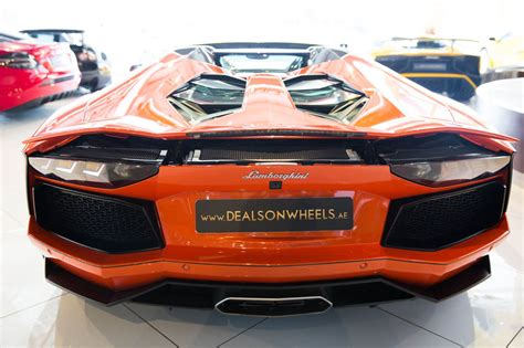 Lamborghini Aventador In Orange Lamborghini Aventador In Pepto Pink Orange Has Got To