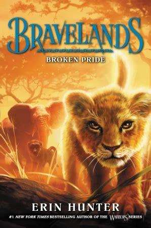 Barnes And Noble Canada Website Bravelands 1 Broken Pride Erin Hunter Hardcover