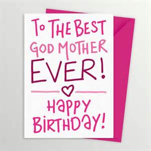 birthday card for godmother by a is for alphabet notonthehighstreet
