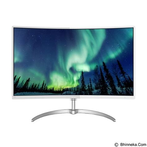 Phillips 278e8qjaw 27 Inch Gaming Monitor jual monitor led 20 inch philips curve lcd monitor 27