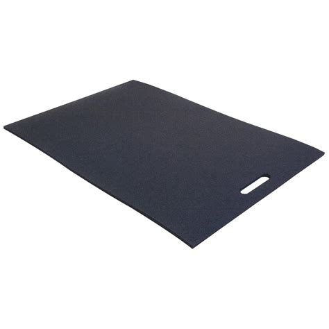 Single Mat by Sport Single Layer Cross Linked Foam Mat With Handle