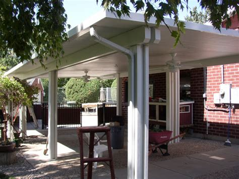 freestanding patio covers utah sunsational home