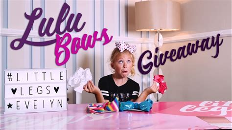Free Compound Bow Giveaway - lulu bows giveaway not jojo siwa bows giveaways closed 4k youtube
