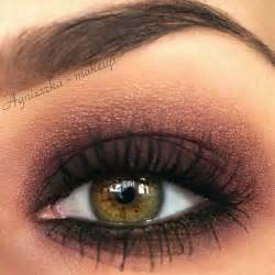 best eyeshadow color for hazel a bronzed smokey eye look to compliment hazel