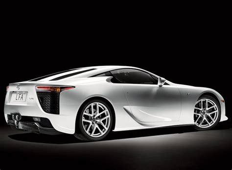 lexus sport car lfa lexus lfa sports cars