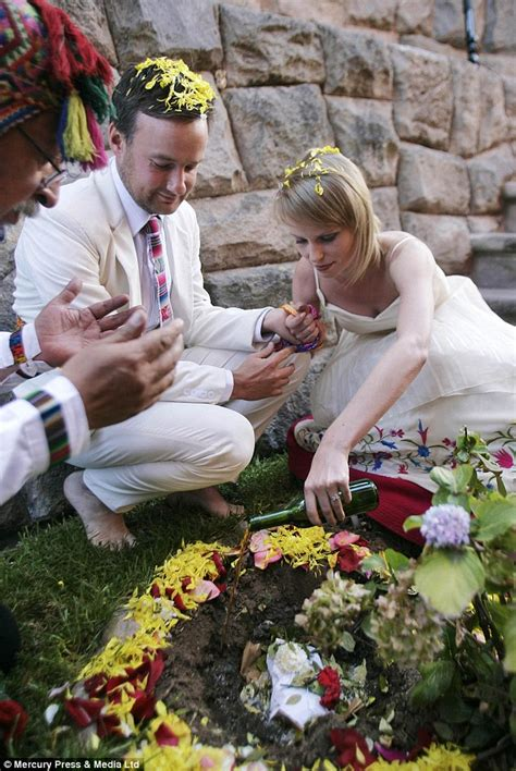 66 traditional marriage ceremonies across the world daily mail