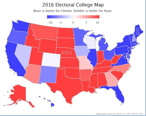 united states map showing and blue states abulsme electoral college a tour of the 2016 site