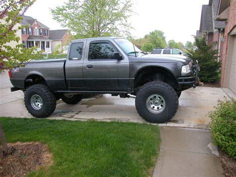 jacked up ford ranger muddyrededge s profile in brownsburg in cardomain