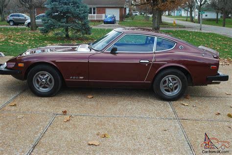 nissan datsun 1978 1978 datsun 280z