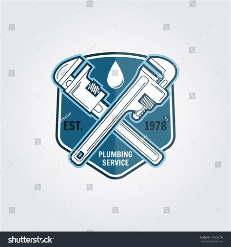 Starting A Plumbing Service Company by Vintage Plumbing Service Badge Banner Logo Stock Vector