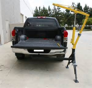 Maxxtow Towing Products 70238 Receiver Hitch Mounted Crane Maxxtow Towing Products 70238 Receiver Hitch Mounted Crane