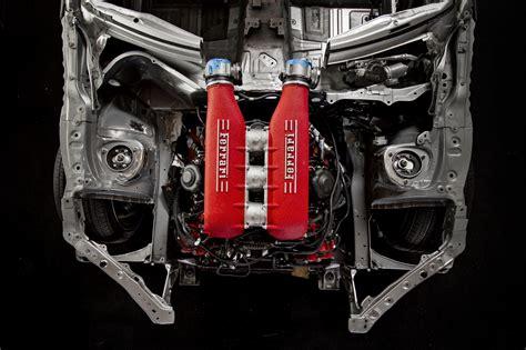 ferrari engine toyota gt86 with a ferrari v8 engine swap