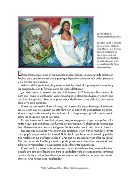 libro sep de formacion 6to libro de texto 6to grado formacion civica y etica