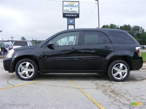 2009 black granite metallic chevrolet equinox sport 13176201 photo 6 gtcarlot car