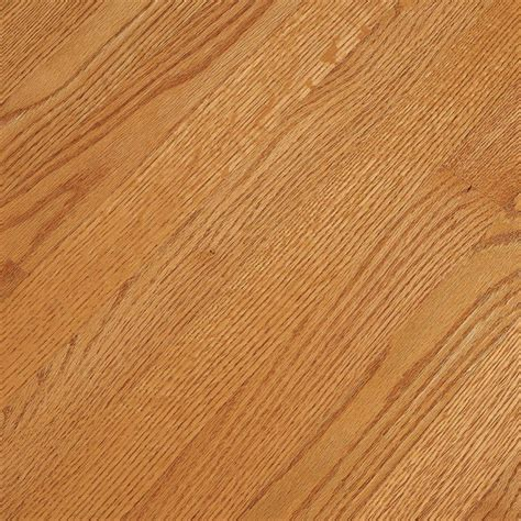 bruce take home sle natural reflections oak butterscotch solid hardwood flooring 5 in x
