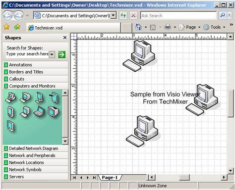 viewing visio files free microsoft visio viewer to view visio drawings
