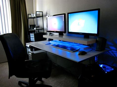 Colorful Computer Chairs Design Ideas Black Swivel Color Facing Practice Cool Computer Desks Near Window Plus Green Curtain Furniture