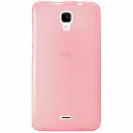 themes mobile wiko coquediscount coque tpu rose pour wiko bloom