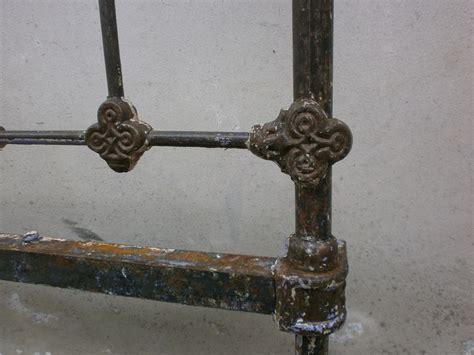 Ranjang Besi Kuno antikpisan ranjang besi eropa era kolonial belanda