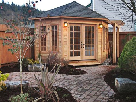 Five Sheds by Five Sided Shed Summerstyle