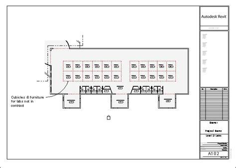 Revit Construction Drawings Revit Construction Template