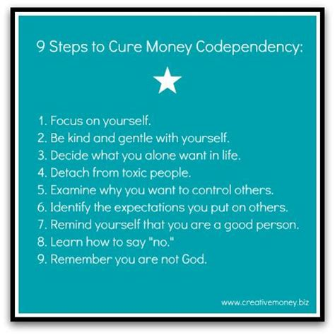 9 Steps To Behaviour 40 best codependents images on mental health