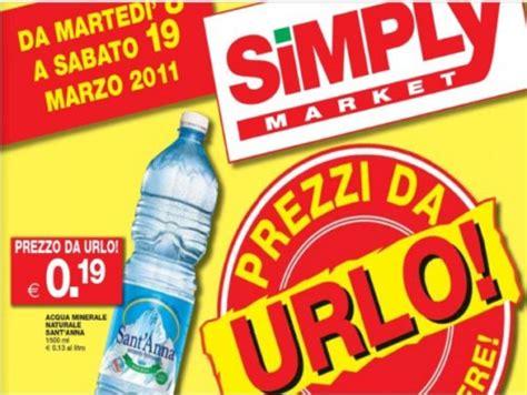 volantino ingrosso alimentare volantino supermercati simply market dall 8 al 19 marzo